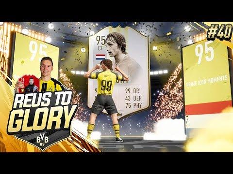 OMG 95 CRUYFF 🐐 Reus To Glory 40  FIFA 19 Road To Glory