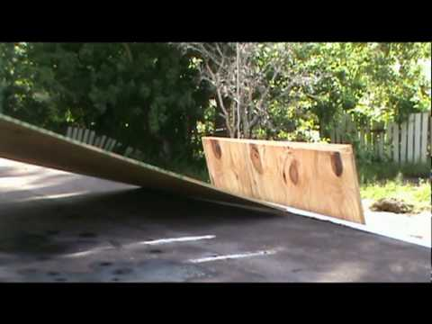 Carrying Plywood Onto Roof Mpg Youtube