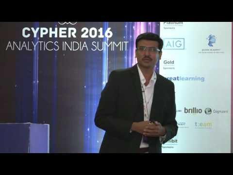 Shankar Arun, Vice President - Chiltern at Cypher2016