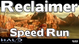 Halo MCC - Halo 4 Speedrun (Part 5: Reclaimer) - You