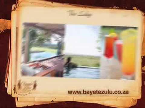 Bayete Zulu Game Lodge - Zululand, SA