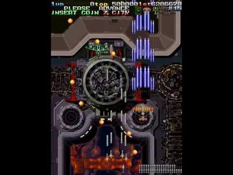 Arcade Longplay [410] Armed Police Batrider