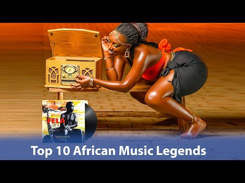 Top 10 African Music Legends of All Time