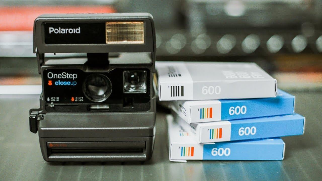 Polaroid Originals 600