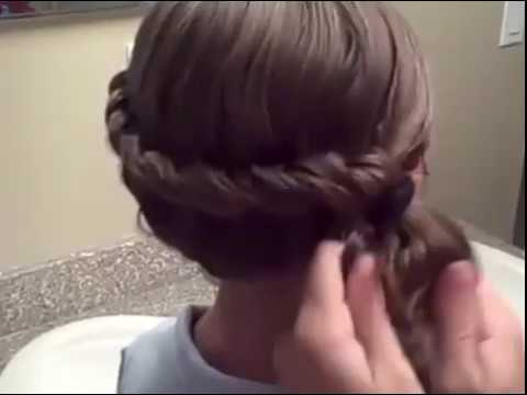 6 Hairstyles For Kids Girls | Hairstyles For Kids With Long Hair |  Hairstyles For Kids Easy ♥