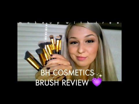BH Cosmetics Brush Review!