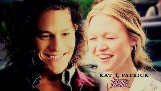 kat & patrick; you make my heart beat faster
