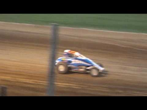 JJ Hughes 09-23-2016 @ Lincoln Park Speedway - dirt track racing video image