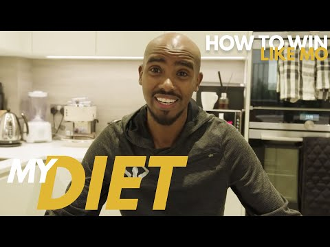 My Diet | How to Win Like Mo | Mo Farah (2020)
