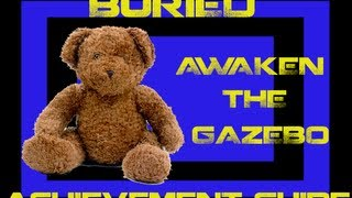 "Black Ops 2 ZOMBIES "" BURIED "" AWAKEN THE GAZEBO Achievement/Trophy  Guide 
