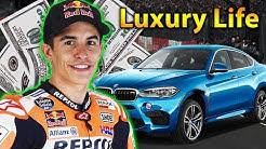 Marc Márquez Luxury Lifestyle | Bio, Family, Net worth, Earning, House, Cars