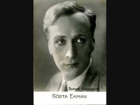 Gösta Ekman d.ä - Isabelle