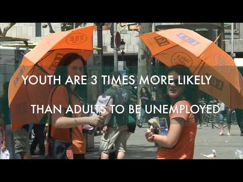 What global employment trends look like for youth in 2017