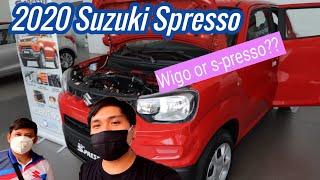 Suzuki S-PRESSO GL MT | first impressions | Full details