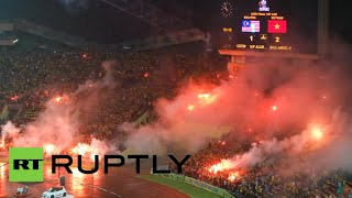 Soccer Shocker: Vietnam-Malaysia football match marred by fan clashes