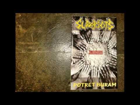 Superiots Full Album - POTRET BURAM (2012)