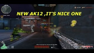 Crossfire NA/UK 2.0: AK12 - UBS - URBAN in HMX gameplay