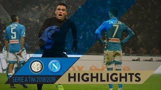 INTER 1-0 NAPOLI | HIGHLIGHTS | Lautaro hits late winner!