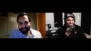 The Backstage Podcast - Episode #43: Aram Kazandjian