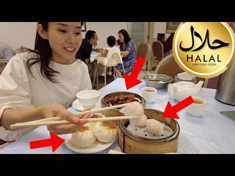 "How Good is ""Halal DimSum"" in Hong Kong...!?"