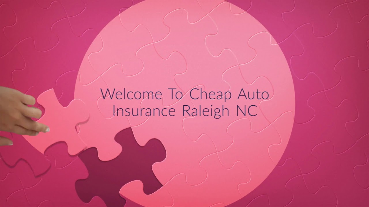 Cheap Car Insurance in Raleigh NC