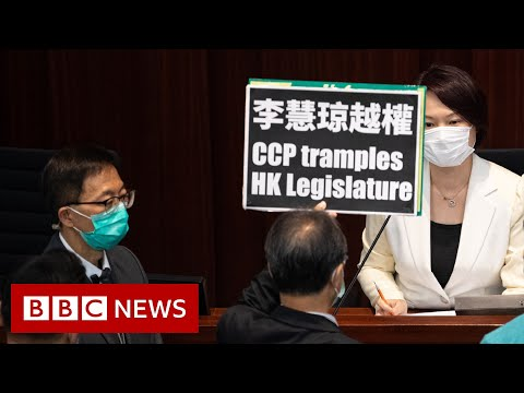 China moves to impose controversial Hong Kong security law - BBC News