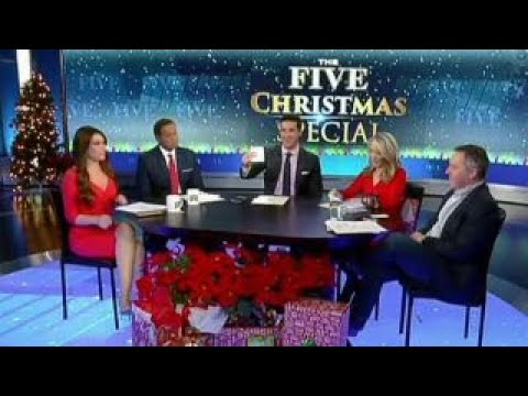 'The Five' Answer Your Christmas Facebook Questions
