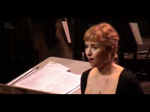 "Mozart - Susanna's Aria from ""Le Nozze di Figaro"" The New Dutch Academy"