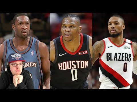 Reacting To The All-Time Best Player From EVERY Jersey Number