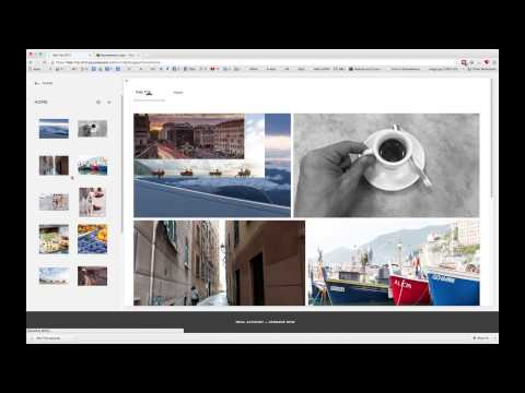 Build a Photography Portfolio with Squarespace