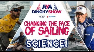 Changing the face of Sailing with Science - Ground Breaking Dinghy Tribes Research