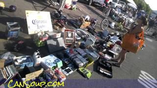 Swap Meet Bazaar Buy & Sell Video Swapmeet Flea Market #throughglass