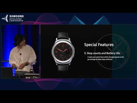 SDC 2017 Session: Become a Gear Watch Designer! Money Making Tips and Tricks from Top Designers