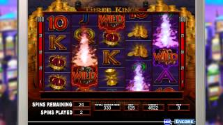 IGT - Slots Three Kings Nice Bonus 4275 Credits