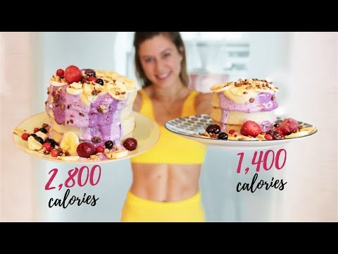 I HALVED MY CALORIES FOR A WEEK || HERE'S WHAT HAPPENED