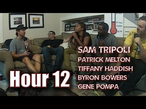 Telethon Hour 12- Gene Pompa, Sam Tripoli, Patrick Melton & more.