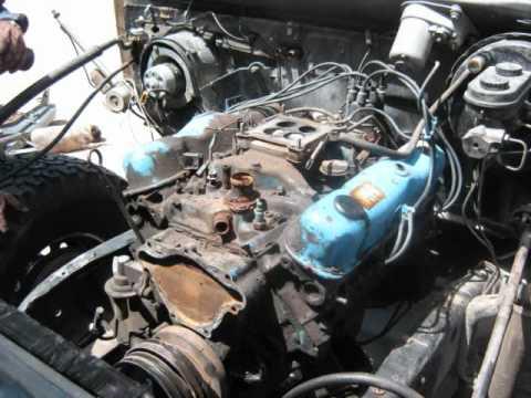Dodge Ram 4x4 318 Project First Truck