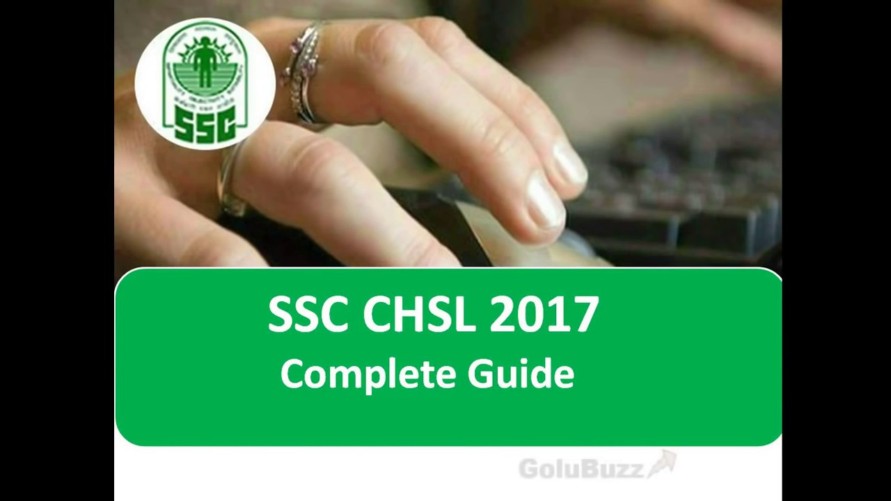 Ssc Chsl Syllabus 2015 Pdf In Hindi