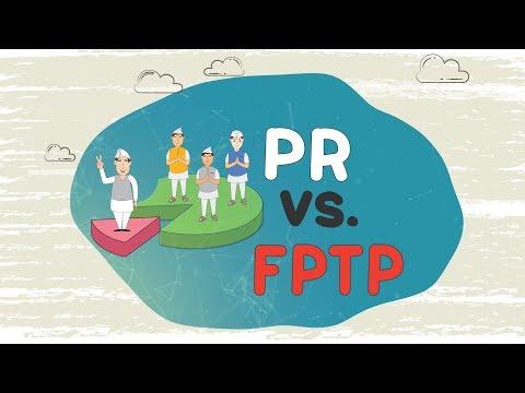 PR vs FPTP