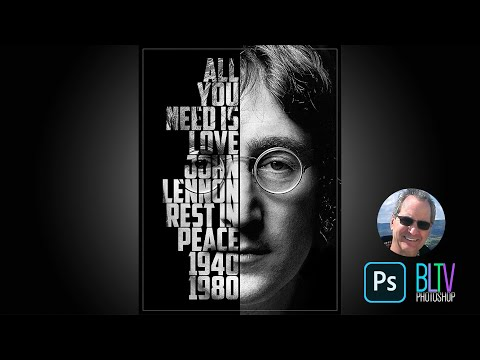 Photoshop Tutorial: How To Create A Powerful, Text