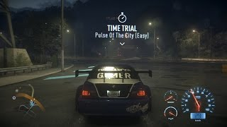 Need For Speed 2015 Time Trial Gameplay Pulse of the City Freelancer Gamer 4K 60fps