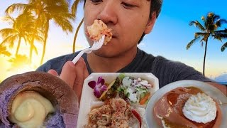 Hawaiian foods
