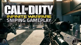 call of duty infinite warfare sniping quickscoping multiplayer gameplay cod iw terminal remake