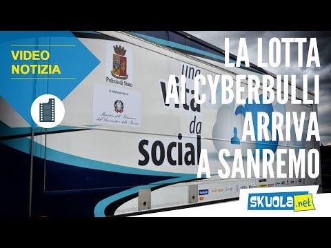 Cyberbullismo: Una vita da Social arriva a Sanremo!