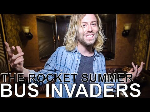 The Rocket Summer - BUS INVADERS Ep. 1211