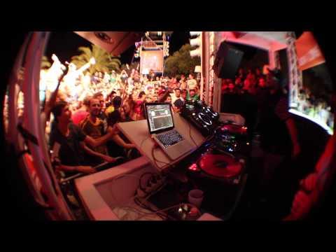 DJ Marky (Part 3/5) feat. Stamina MC @ Ambra Night - 11sept2013