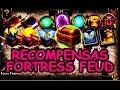 ABRINDO BAU FORTRESS FEUD #5