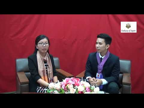 [ Interview on MEXT Scholarship]
