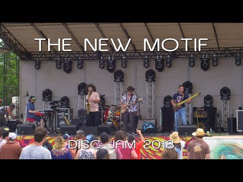The New Motif: 2018-06-10 - Disc Jam Music Festival; Stephentown, NY (Complete Show) [4K]