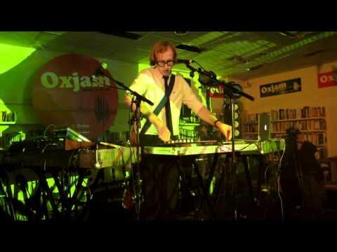 James Yuill - My Fears - Oxjam DRC Music Launch Oxfam Dalston 29/09/2011